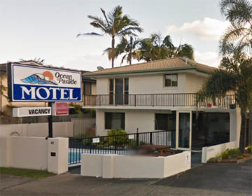 ocean parade motel beach motal coffs harbour australia. Black Bedroom Furniture Sets. Home Design Ideas